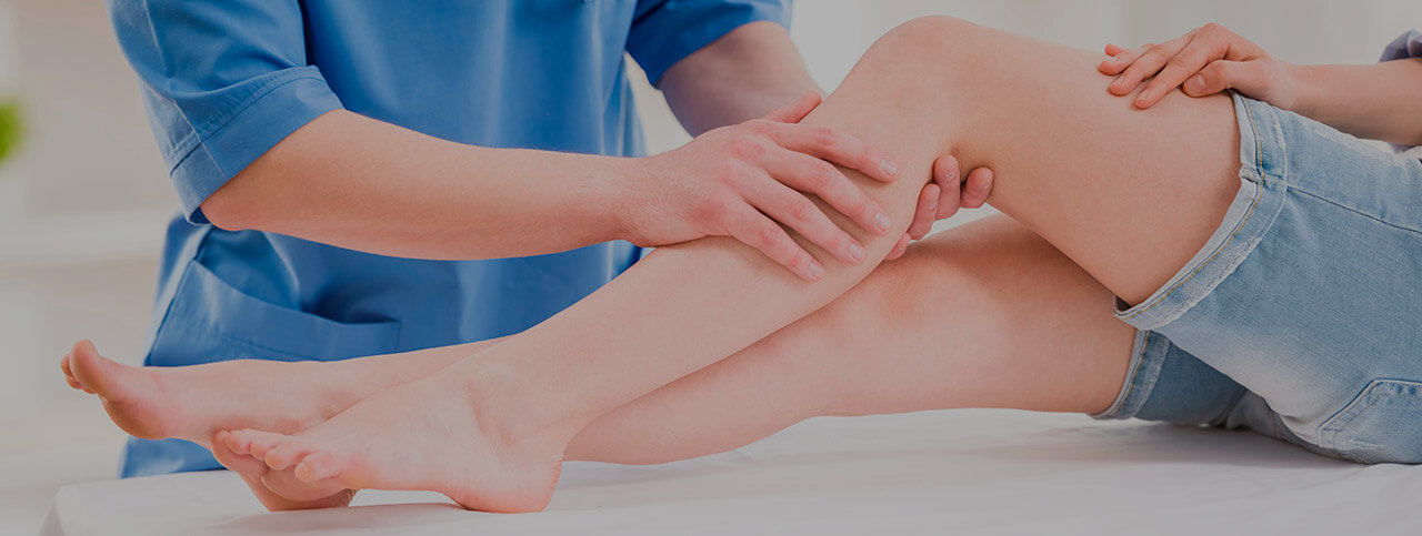 Surgical lengthening of the legs with the help of the Fitbone® nail