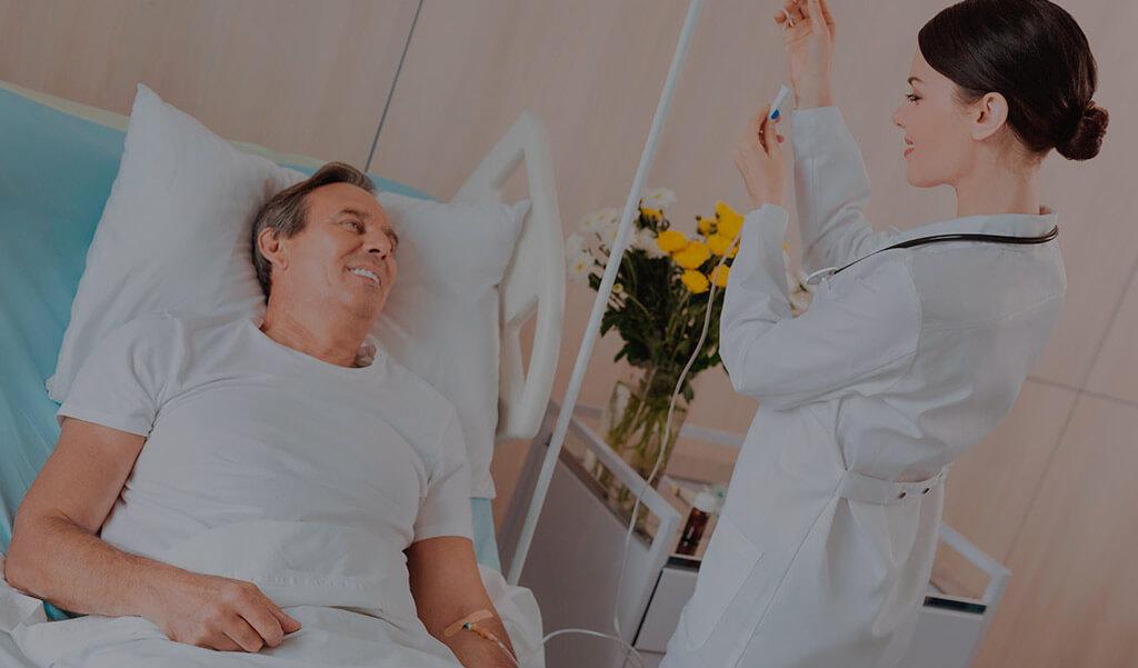 Уникальное лечение рака простаты с метастазами