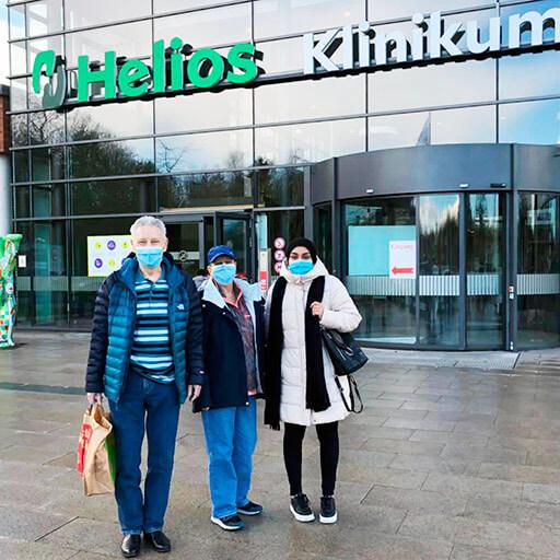 Prof. Dr. med. Stefan Dresel, Helios Hospital Berlin-Buch