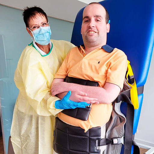 بيت هابيكوس، مستشفى إعادة التأهيل العصبي، مستشفي شميدر،هايدلبرغ