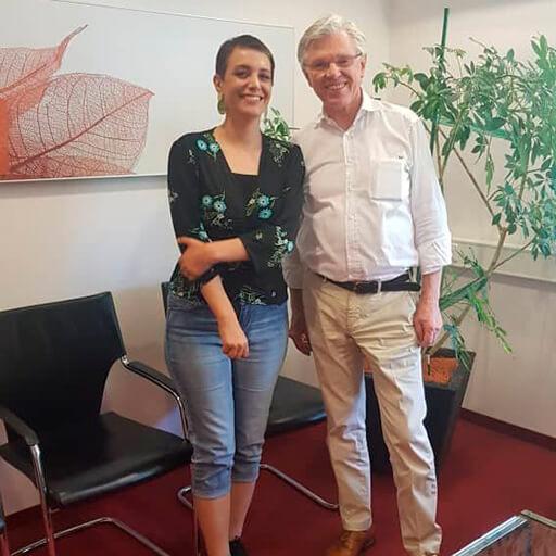 Доктор медицины Герхард Зибенхюнер, Клиника расширенной биологической медицины Франкфурт на Майне