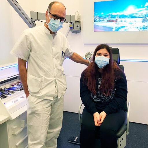 البروفيسور الدكتور في الطب الطبيب الفخري هاينريش إيرو، مستشفى إرلنغن الجامعي