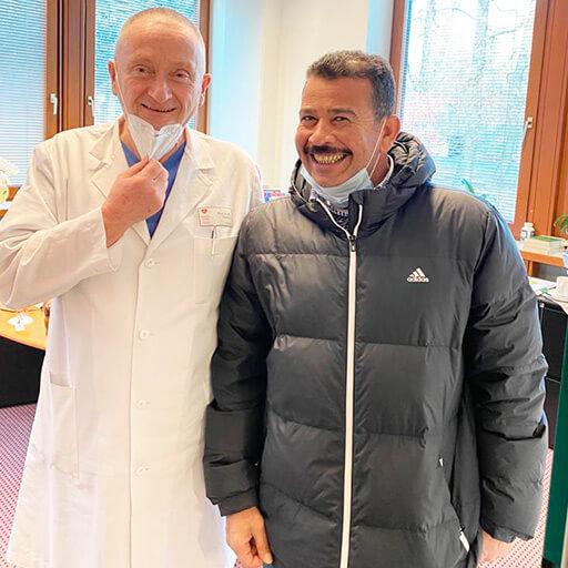 البروفيسور الدكتور في الطب هاينريش فورست، مستشفى مارثا-ماريا في ميونخ
