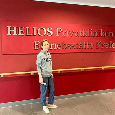 PD Dr. med. Stefan Krämer and Prof. Dr. med. Michael Friedrich, HELIOS Clinic Krefeld