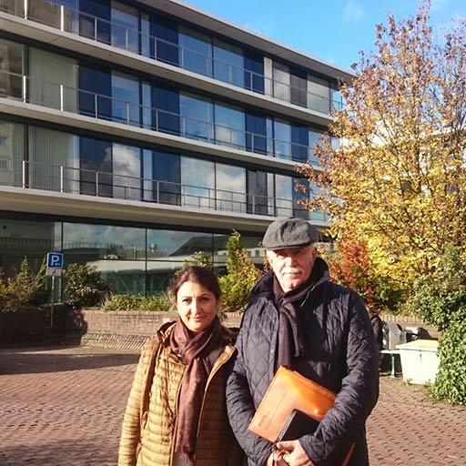 University Hospital Düsseldorf, November 2017