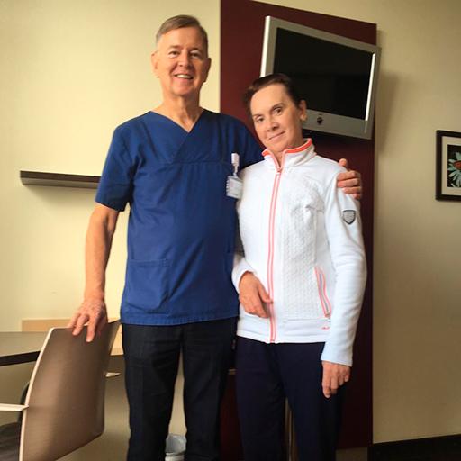 البروفيسور دكتور الطب ي. إنكير، مستشفى هيليوس كريفيلد، ديسمبر 2019