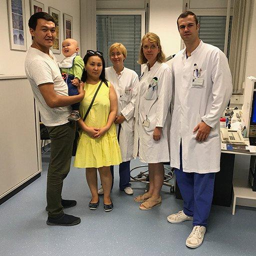 Dr. Petrak, University Hospital Bonn, August, 2017